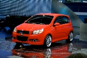 Chevrolet Aveo (Hatchback) 2009 en DF